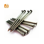 Q195 polished common iron nails round wire nails