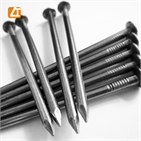 Q195 wire rod round wire nails polished common nails iron nails